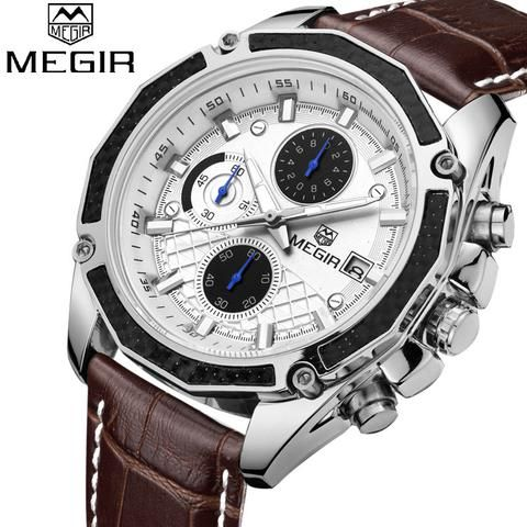 MEGIR Luxury Sport  Wristwatch