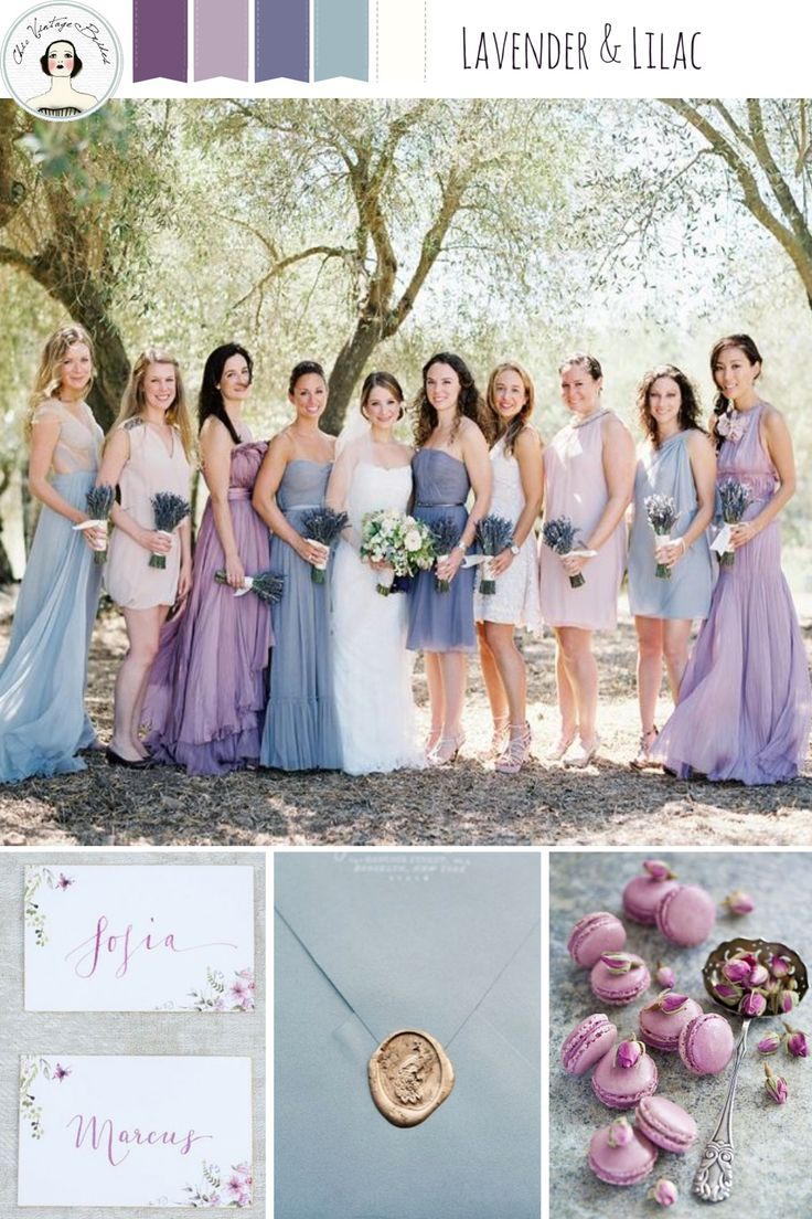 279 best purple weddings images on pinterest purple wedding a romantic lilac lavender wedding inspiration board ombrellifo Images