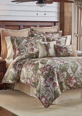 Croscill Multi Anguilla California King Comforter Set