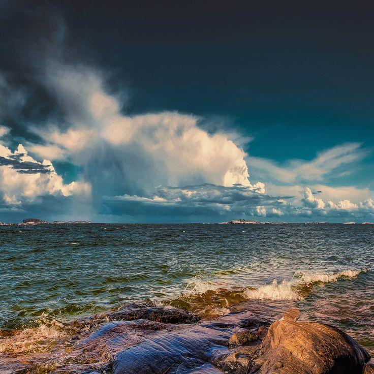 Hanko beach - Beautiful Hanko.