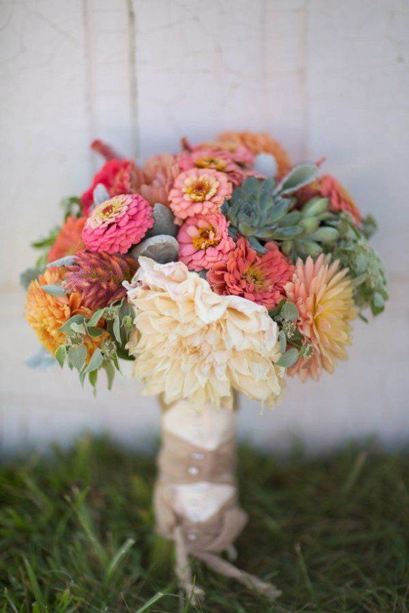 1686 best Rustic Wedding Bouquets images on Pinterest | Rustic ...