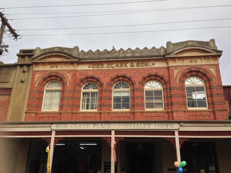 Shopping arcade 1872