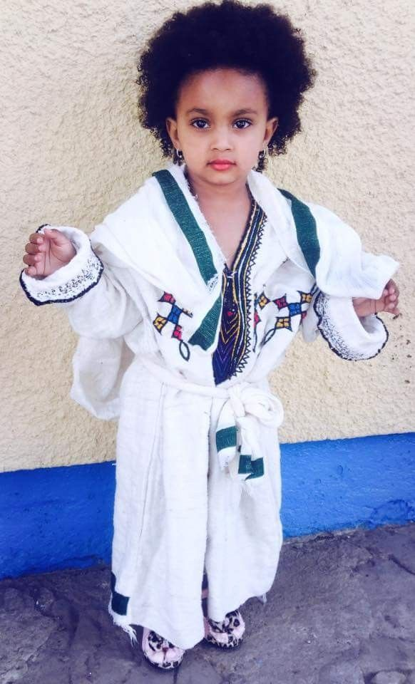 11 Best Habesha Kemis Ethiopian Traditional Kids