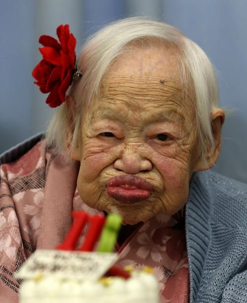 lessons from the world's oldest person