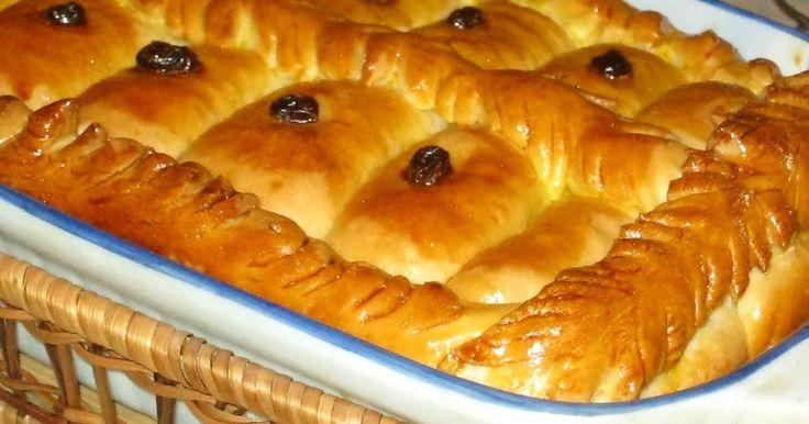 Дрожжевой пирог со сладкой начинкой «ТЫН»  Тын на русский - переводится как плетень. Состоит мой дрожжевой пирог из отдельных длинных п...