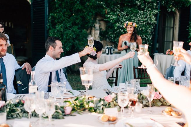 A Temperley Dress for a Rustic Style, Midsummer Wedding in Tuscany   Love My Dress® UK Wedding Blog