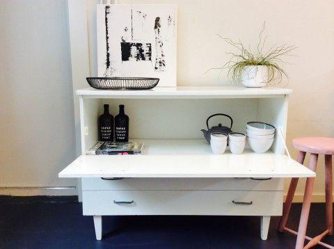 Retro dressoir klepkast - Soekis