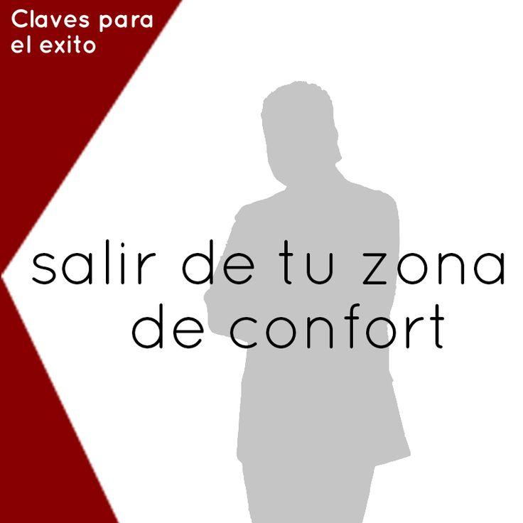 Uno de los mayores impedimentos para lograr el éxito, es la incapacidad para romper los límites de nuestras zonas de confort. #jaimeesparza #empresarioexitoso