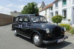 BLACK CAB TAXI LONDONIEN - Véhicules - location - mariage - belgique
