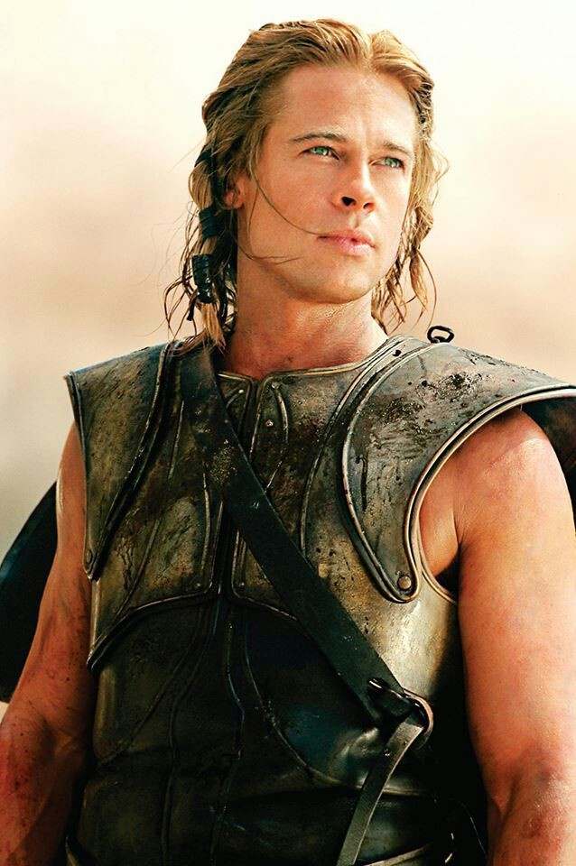 """Troy""  Brad Pitt (Achilles)... Julie Christie (Thetis, his mother)...Peter O'Toole (Priam, King of Troy)...Orlando Bloom (Paris, Prince of Troy)...Brian Cox (Agamemnon, King of Mycenae)...Diane Kruger (Helen)...Brandon Gleeson (Menelaus, King of Sparta)"