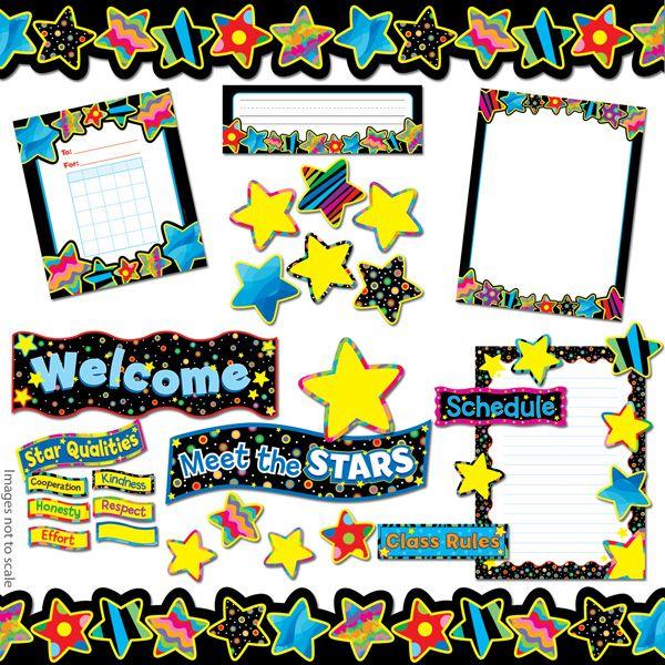 Classroom Decor Stars ~ Best star themed classroom ideas on pinterest