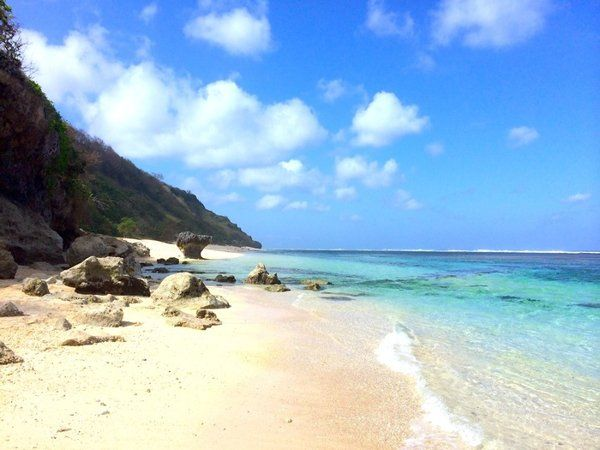 South Bali's seven best beaches