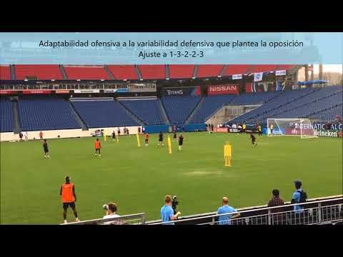 Attacking Soccer 4 - Exellent Drill One Touch-Combination Play - YouTube
