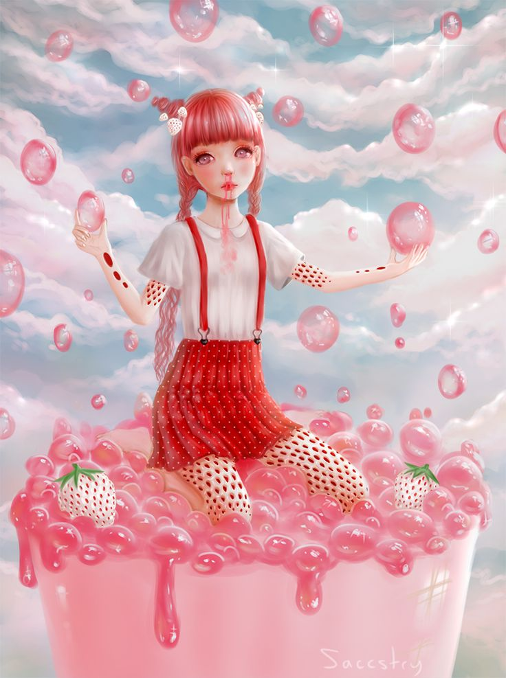 """Saccstry é, segundo a mesma, """"apenas uma garota de vinte anos muito entediada que vive no meio do nada"""". Introvertida e apaixonada pelo oceano, a artista passa a maior parte do tempo escondendo-se na internet ou desenhando em sua tablet.… Continue Reading →"""