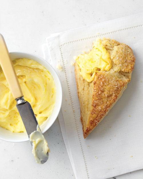 Meyer Lemon Butter