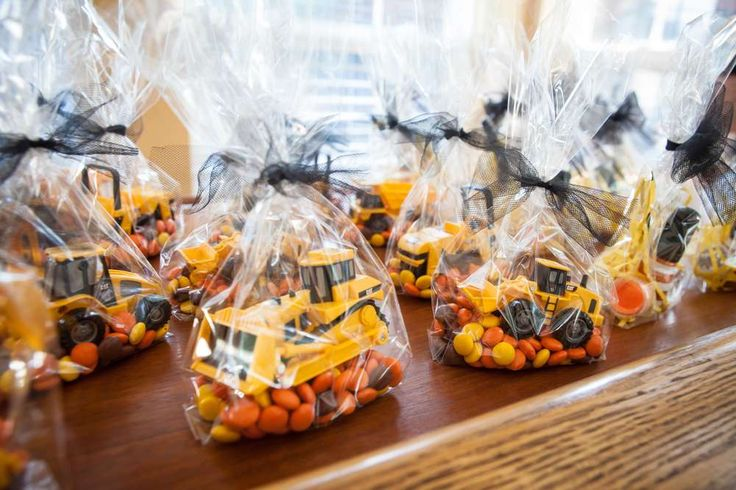 Construction Birthday Party Ideas | Photo 6 of 13 | Catch My Party