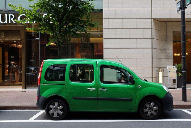 Renault Kangoo / FUJIFILM X100S