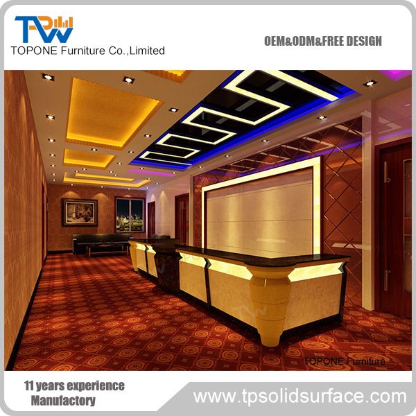 Best Price Of Hotel Drink Bar Counter Manufactured In China
