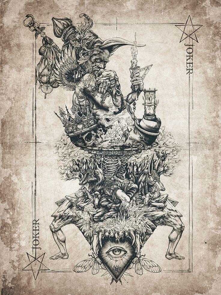 Joker by DZO Olivier - Hero Complex Gallery