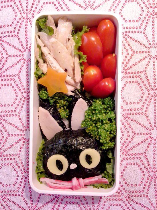 tsibi bento  kiki's delivery service jiji bento / ジジのお弁当