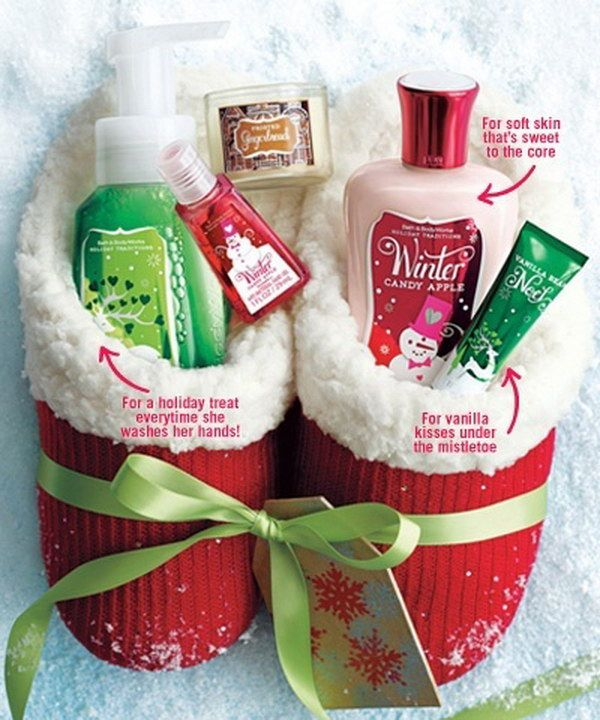Christmas Gifts For Her Pinterest