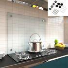 6mm Hartglasplatte Küche Rückwand 120x60CM Sprit…