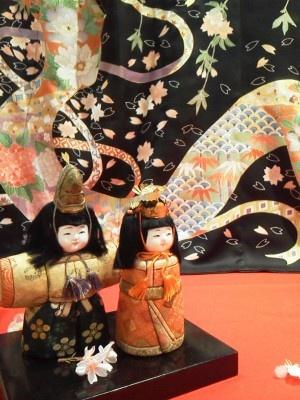 Jappanese Hina dolls ひな人形
