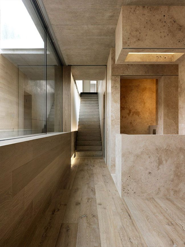 Zurich Contemporary Home | Gus Wustemann | Featured on Sharedesign.com