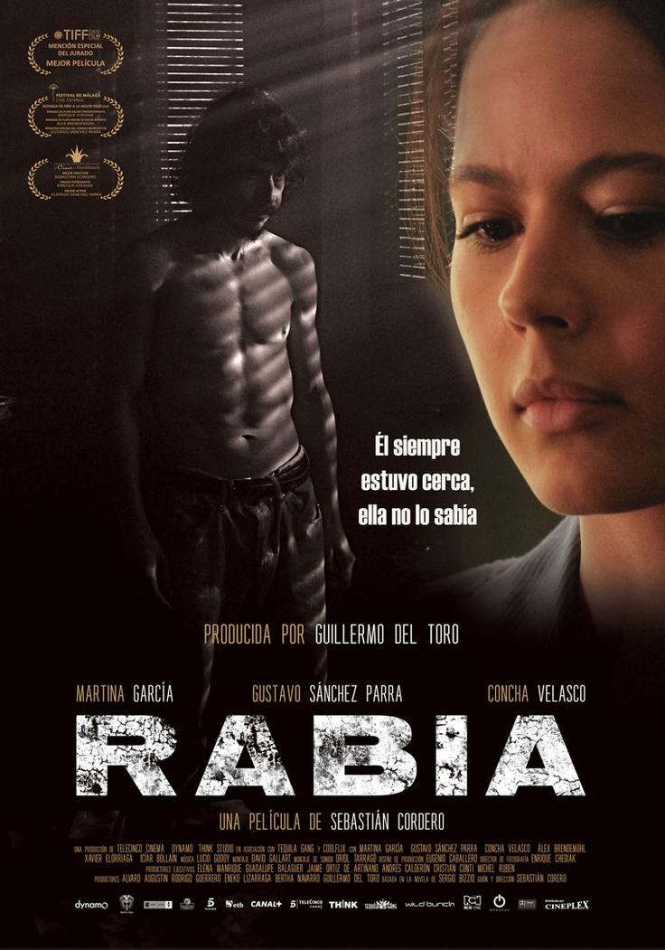 Rabia, con la bellísima @xmartinagarciax, una película de la Semana del Cine Colombiano: http://www.mincultura.gov.co/semanadelcine/