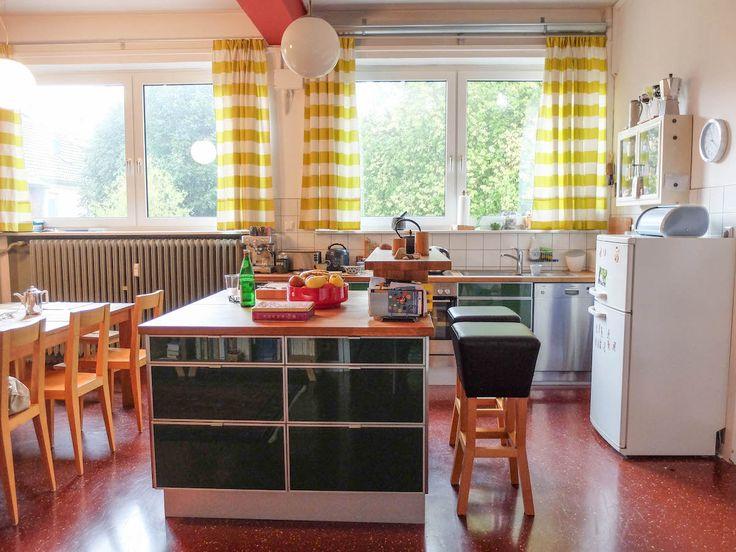 Schön 74 Besten Küche Ideen U2022 Kitchen Bilder Auf Pinterest Küchen    Spritzschutz Mit Kuchenruckwand 85 Effektvolle