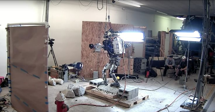 Boston Dynamics, the famed manufacturer of the robots that will one day ascend past human intelligence and install themselves as our metallic overlords, released the latest version of its bipedal...
