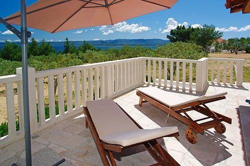 House for rent Villa Oliva 1 - Bol - Island of Brač - Croatia - Adria Tours Bol
