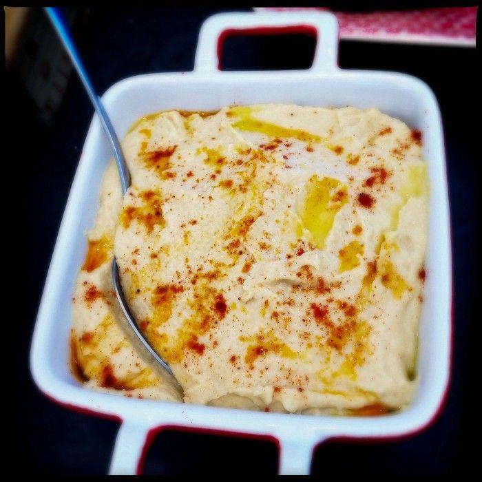 Hummus - Sabrina Ghayour, Persiana