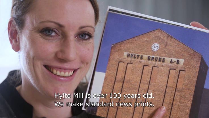 Linda Mars, HR Manager at Hylte Mill in Sweden. Her mission is to promote a safe work culture and empower people to be successful in their careers.