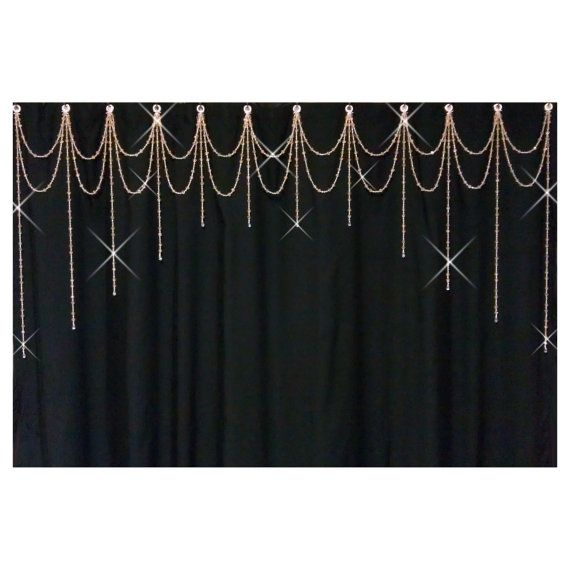 Preferred 526 best Shower Curtain Bling images on Pinterest HU19