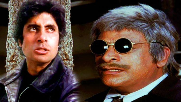 Dilip kumar ne di kader khan ko pehli film    Kader Khan   Dilip Kumar h...
