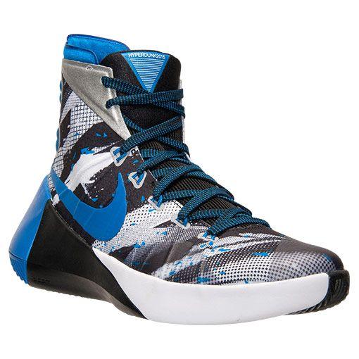 Men's Nike Hyperdunk 2015 PRM Basketball Shoes - 749567 140   Finish Line