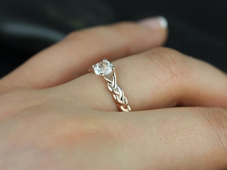Best 25+ Braided ring ideas on Pinterest | Pretty rings, Jewelry ...