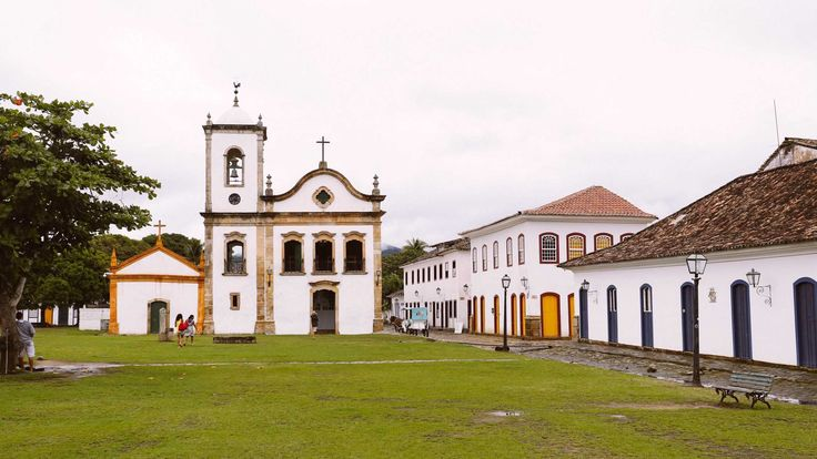 Paraty, Brazil. #destinations #travel