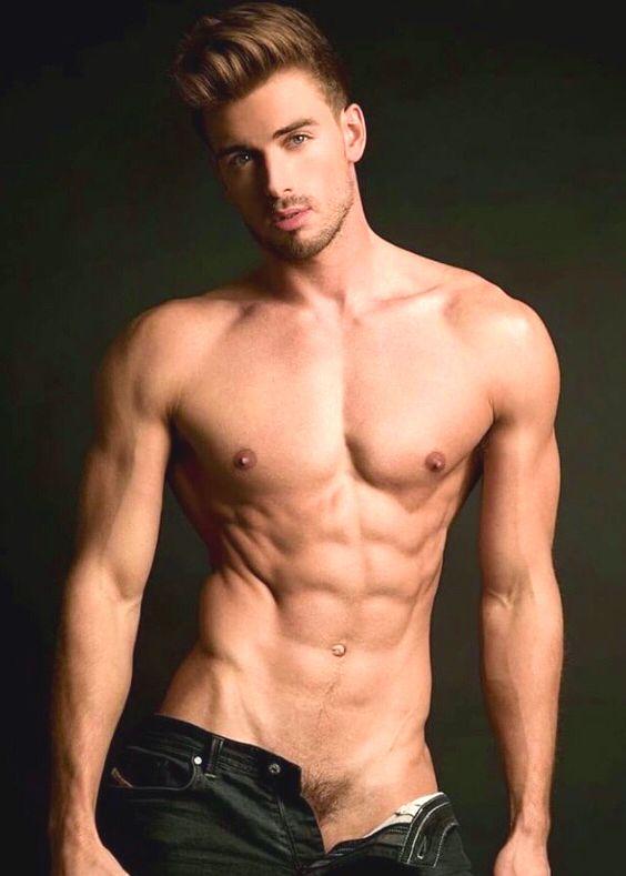 Hot male pubic hair