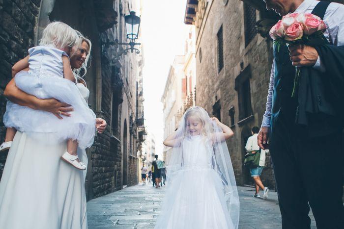 Norwegian wedding in Barcelona (September 2014)