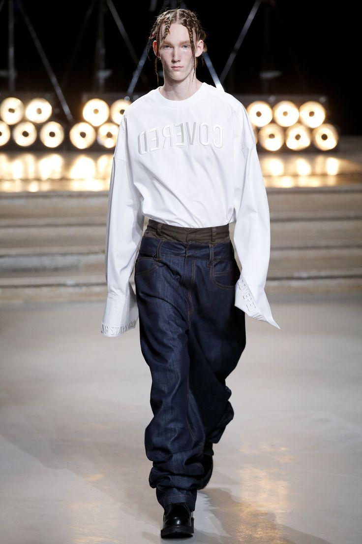 Juun.J Spring 2017 Menswear Collection Photos - Vogue