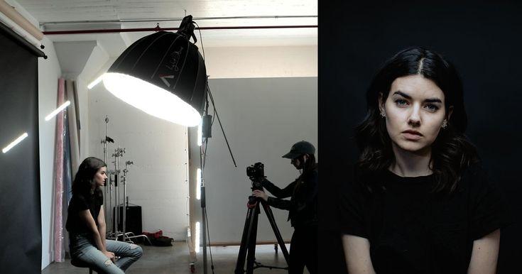 правильно управлять светом фотография брутальный
