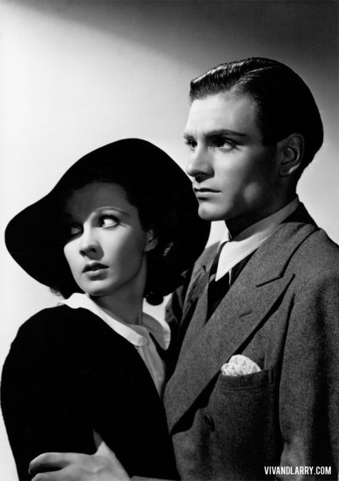 Vivien Leigh and Laurence Olivier, 1930sVivien Leighscarlett, Film Institution, Laurence Olivier Vivien Leigh, Cinema Celebrities, Photographers Dreams, Laurence Olivier 1930, Cinema Stars, British Film, Celebrities Families