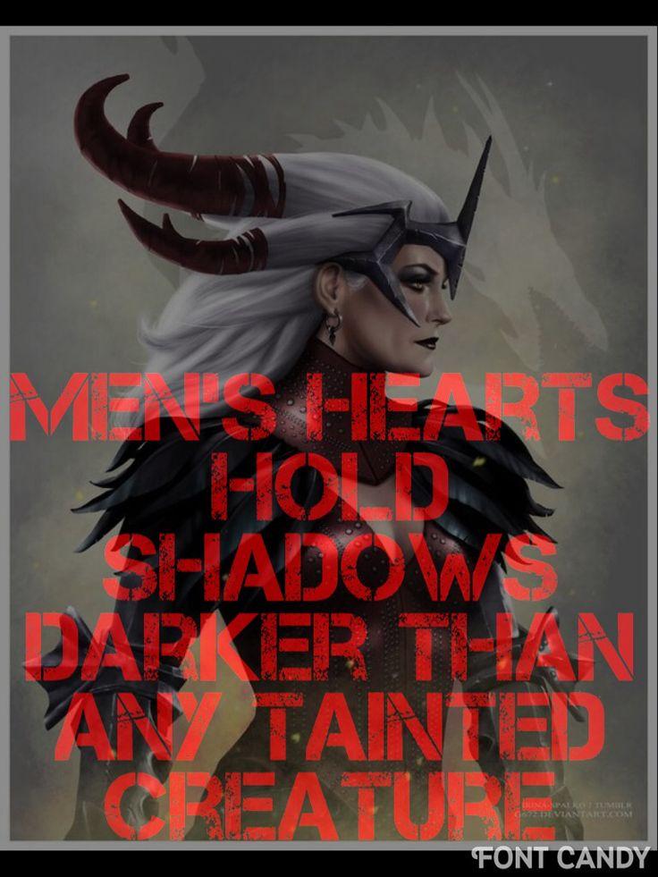 Flemeth - Dragon Age #dragon #tattoos #tattoo