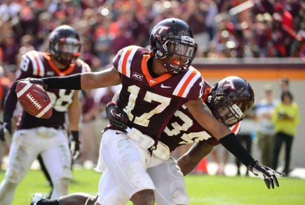 Chicago Bears 1st Round Draft Pick, Virginia Tech CB Kyle Fuller