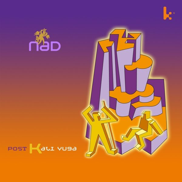 "NAD (Neu Abdominaux Dangereux) – ""Post Kali Yuga"" [digital downloads]  We're living a dark age resembling the Kali Yuga described by Hindu scriptures: NAD's third album is a journey with the Italian futurists of jazz-pop, hoping to move towards a new Golden Age."