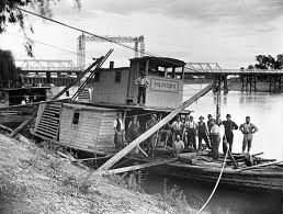 paddle steamers - Google Search another working day on the river.