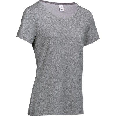 40960aaa47c0 500-as női póló tornához DOMYOS - Női szabadidős fitnesz ruházat, M