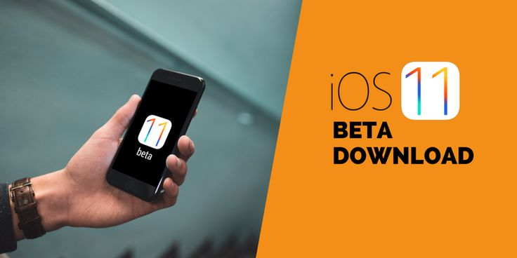 iOS 11 Beta Download for iPhone